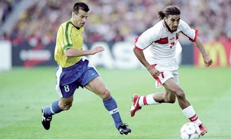 Cette ann e l 1998 hadji prince d afrique - Maroc coupe du monde 1998 ...