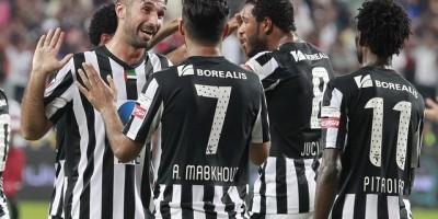 Mauvaise passe pour Al Jazira dans l'Arabian Gulf League