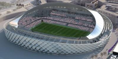 Stade Hazza bin  Zayed, Al Ain