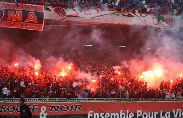 USM Alger - CAPS United dans le chaudron du 5 juillet