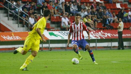 Gijon :  Rachid Aït Athmane découvre la Liga