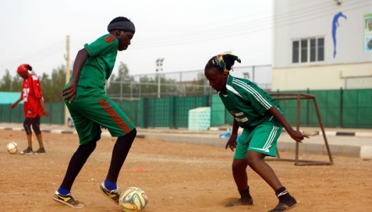 Soudan: Selma Al Majidi pionnière courage