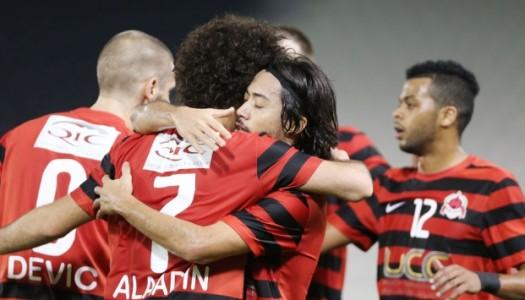 QSL : Al Rayyan dérouille Lekhwiya (5-0)