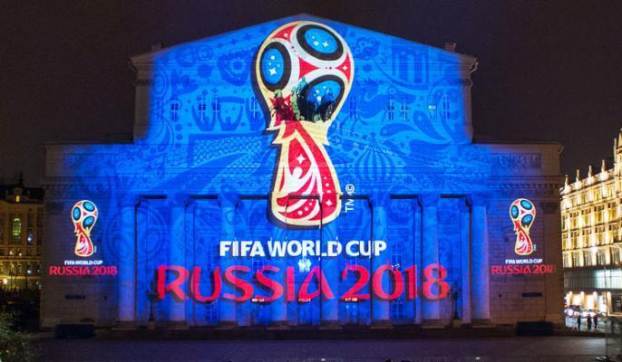 Mondial 2018: Coup d'envoi du 3ème tour des  qualifications en octobre
