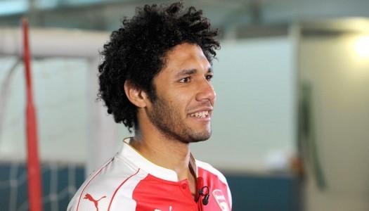 Elneny , un Pharaon à Arsenal