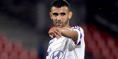 Rachid Ghezzal (photo olweb.fr)