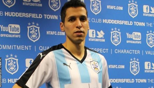 Huddersfield Town: Matmour arrive en Championship