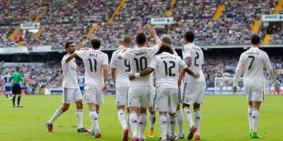 Real Madrid  :