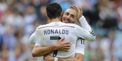 Benzema-Ronaldo,