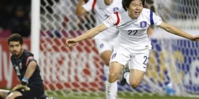 Joie sud coréenne, détresse qatarie (photo afc.com)
