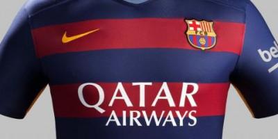 Sponsor FC Barcelone