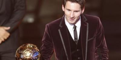 Leo Messi, Ballon d'Or 2015