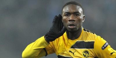 Le Zambien Emmanuel Mayuka