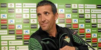 """Juan Merino veut une """"saine"""" concurrence au Betis"""