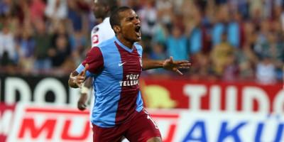 Florent Malouda si-ous les couleurs de Trabzonspor