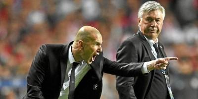 Avec Ancelotti, Zidane a été à bonne école