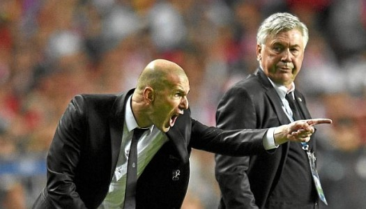 Italie : Ancelotti dit «tout devoir » à Zidane