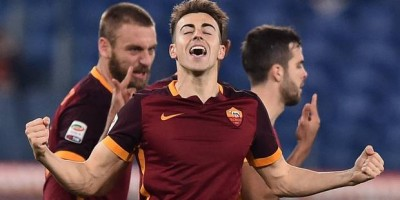 El Shaarawy, AS Roma