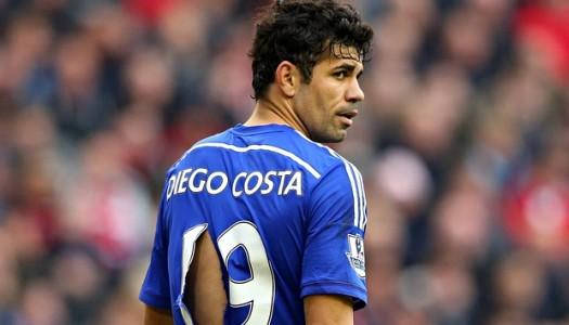 Chelsea:  Diego Costa «Zlatane» Conte