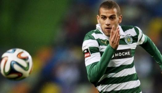 Portugal : Slimani porte le Sporting