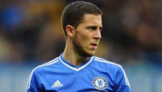 Chelsea: Hazard rêve de Ligue des champions