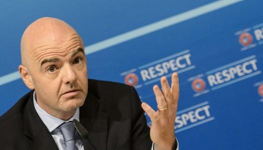 FIFA: Infantino plaide pour la patience