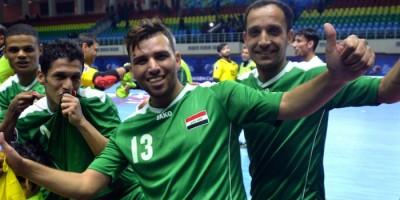 Futsal: l'Irak qualifiée pour les quarts
