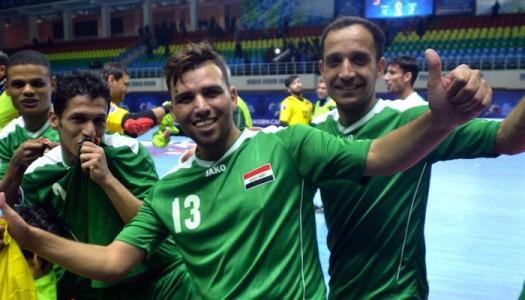 AFC Futsal Championship : l'Irak encore en course
