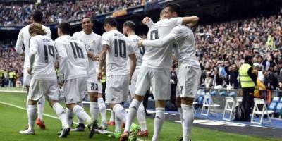 Real Madrid; la f