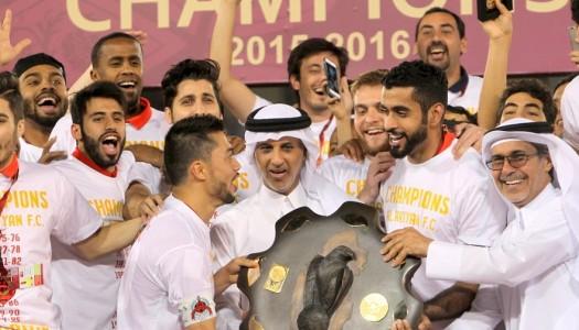 Qatar : Al Rayyan le promu est un champion !
