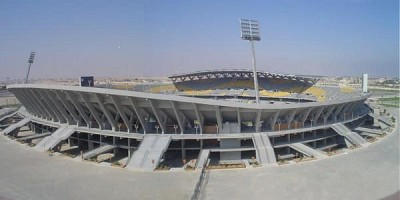 Borg Al Arab Stadium fera le plein pour Egypte-Ouganda