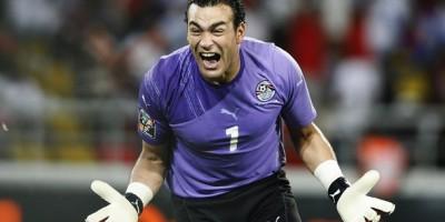 Essam El-Hadary  disputera sans doute son premier Mondial... à 45 ans