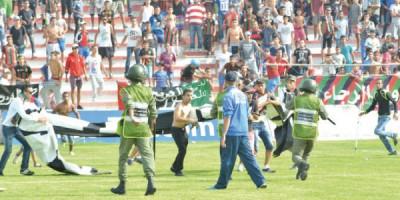 Hooliganisme au Maroc