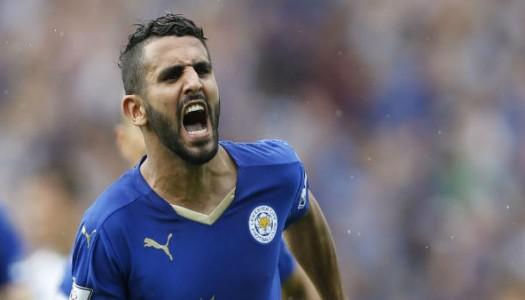 Footballeur BBC 2016: Mahrez en course