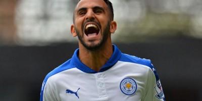 Riyad Mahrez, Leicester, Premier League,