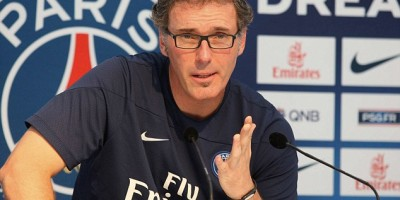 Laurent Blanc, Paris SG,