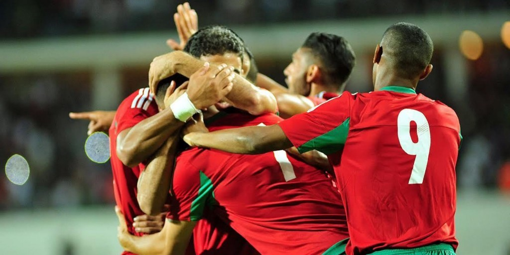 Les Lions de l'Atlas   attendent en vain le bonheur de fêter leur premier but dans les éliminatoires du Mondial 2018