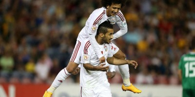 Ali Mabkhout et Omar Abdulrahman battront-ils l'Arabie Saoudite ?