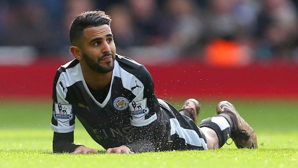 Riyad Mahrez, Leicester, Fennec,