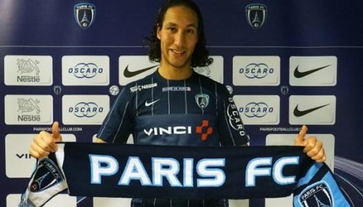 Paris FC: Bilel Mohsni a du coeur