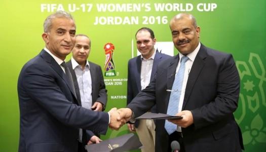 Mondial U17 féminin : la Jordanie avec l'Espagne