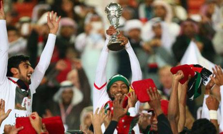Golfe arabe: création prochaine de l' AGFF