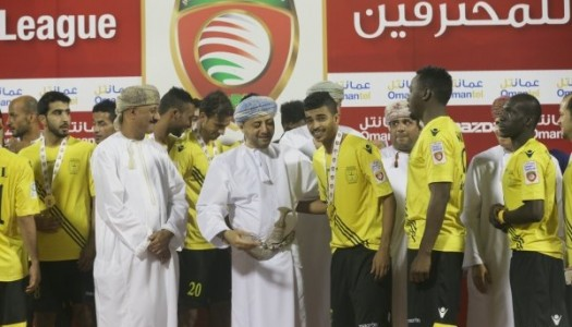 Oman (OPL) :  Fanja champion 2016
