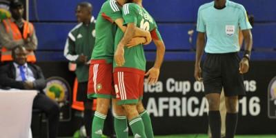 CAN 2016:Le Maroc est déjà en demie (photo cafonline.com)