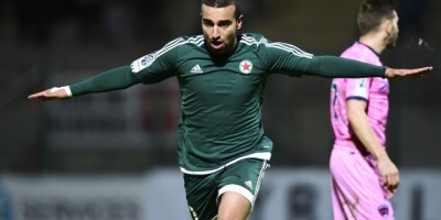 Naim Sliti, Red Star, Tunisie,
