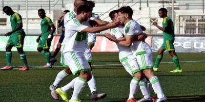 Algérie U20, CAN U20 2017, Mohamed Mekhazni,
