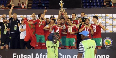 CAN Futsal, Maroc (photo cafonline.com)