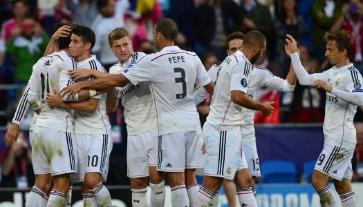 LDC Europe:  Le Real rejoint la Juve en finale