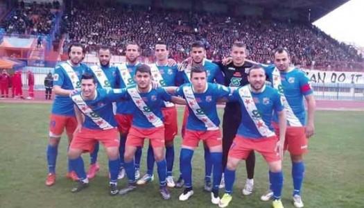Algérie (L2) : L'Olympique Médéa en Ligue 1!