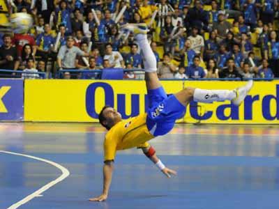 Confederation Cup Futsal: l'Internatio...